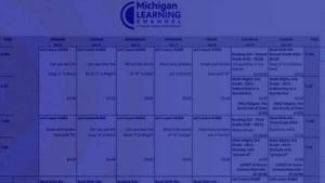 MLC Calendar