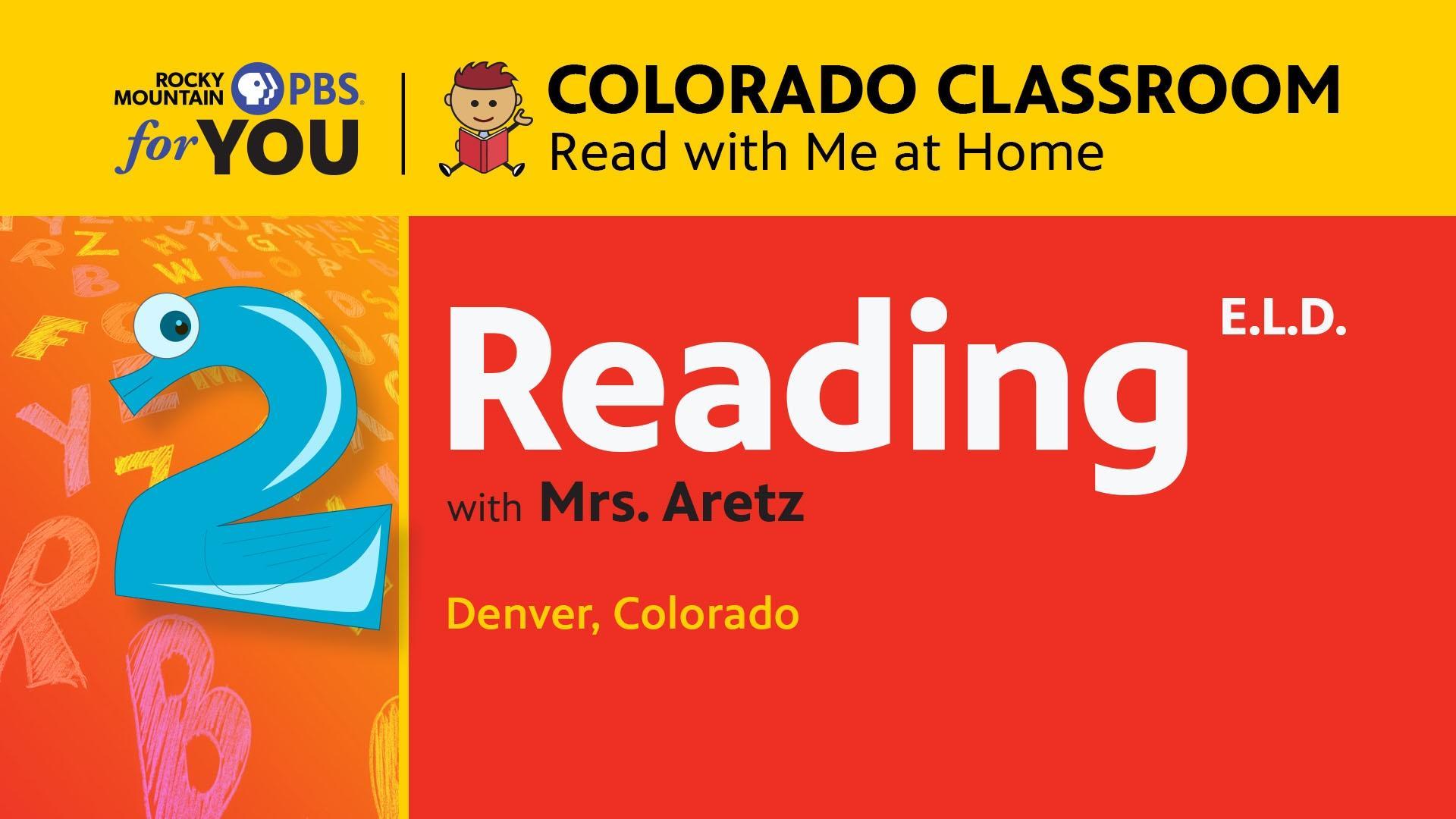 Reading ELD - 2nd Grade