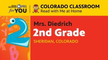 Read with Me at Home - 2nd Grade