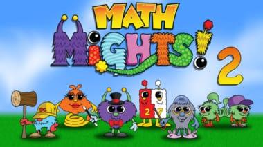 Math Mights - 2nd Grade