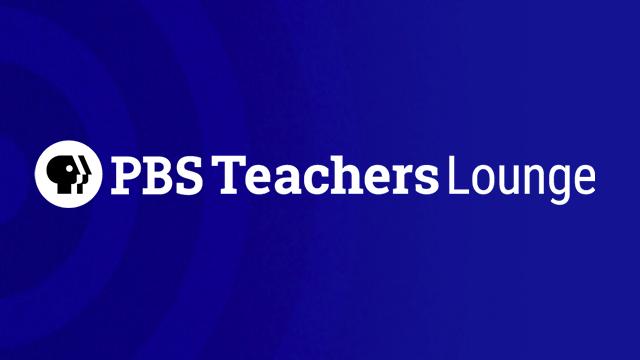 PBS TeachersLounge (logo)