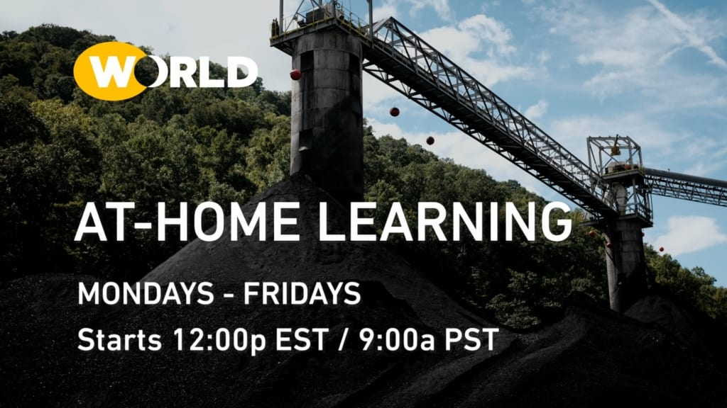 The WORLD Channel At-Home Learning