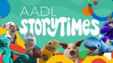 AADL Storytime