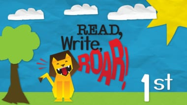 Read, Write, ROAR! - 1st Grade Lesson