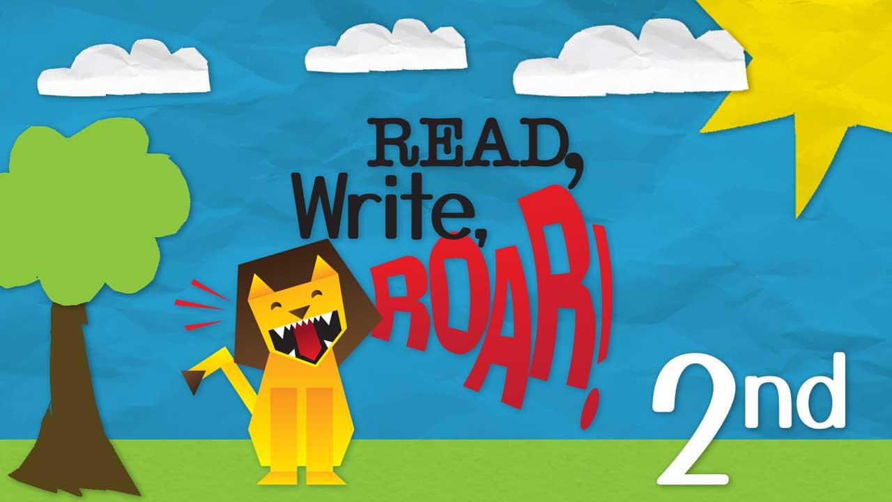 Read write roar 2nd grade