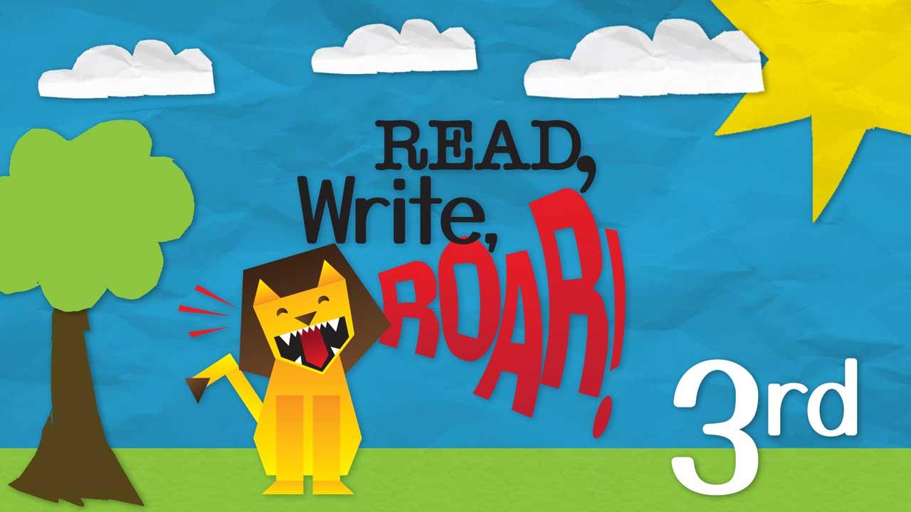 read write roar 3rd grade