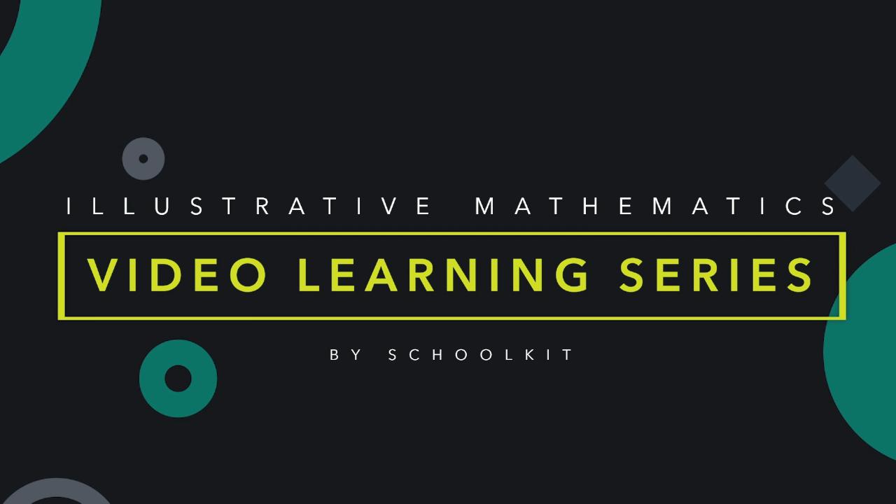 Illustrative mathematics image