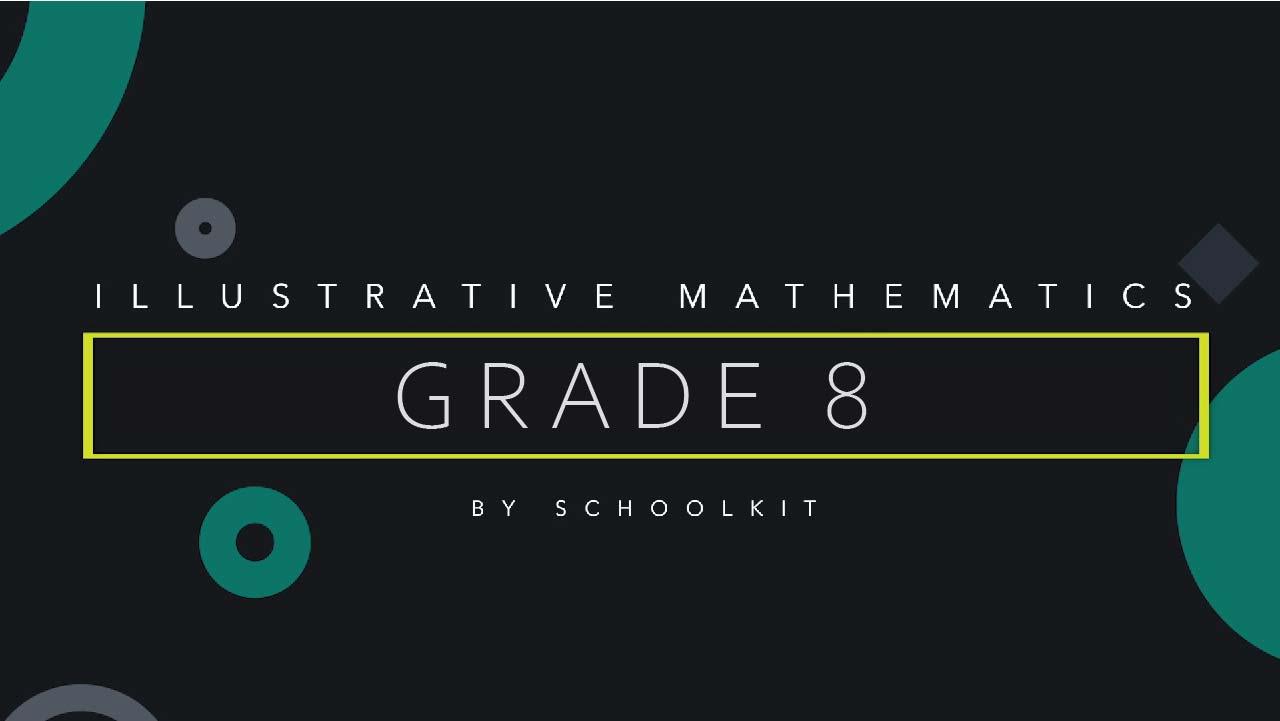 illustrative math 8th grade