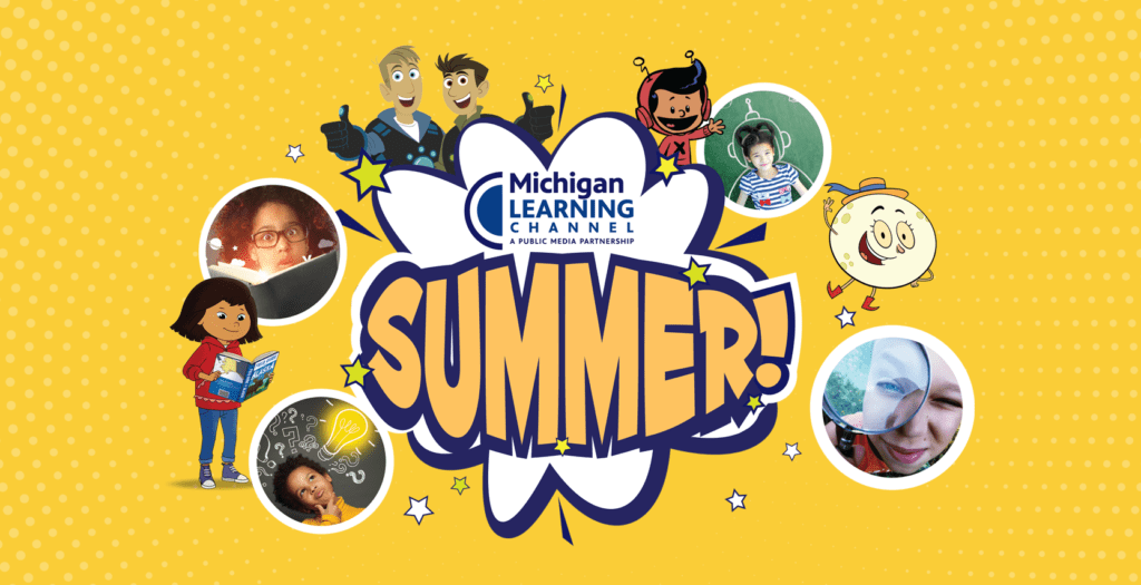 Michigan Learning Channel Summer Splash
