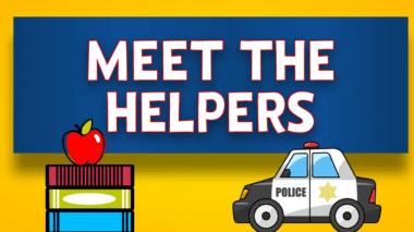 Meet the Helpers header image