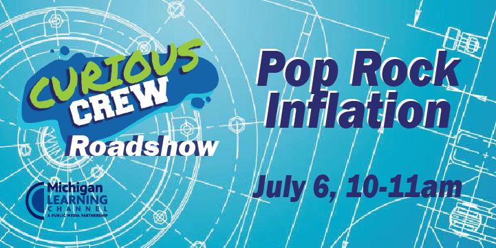 curious crew pop rock inflation roadshow