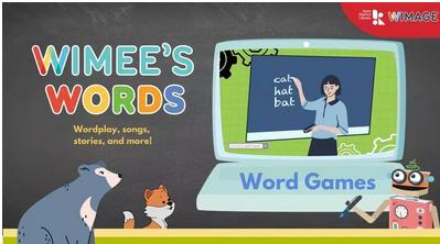 Wimee's Words wod games Episode graphic