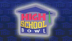 High School Bowl logo