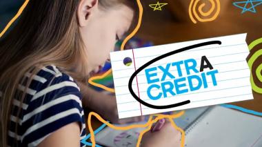 Extra credit splash