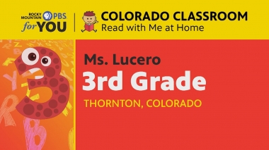 Read with Me at Home - 3rd Grade