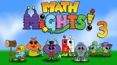 Math Mights - 3rd Grade